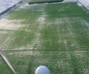 Piste Mini Golf